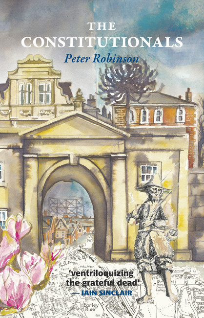 An art-house film in book form', Peter Robinson's 'The